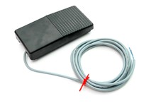 Optional Foot Pedal for HSG-1-VW through HSG-3-VW